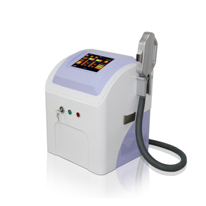 Portable Double Handpiece SHR + Elight/IPL Hair Removal Machine